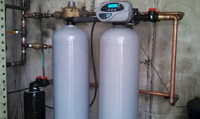 best twin tank water softener