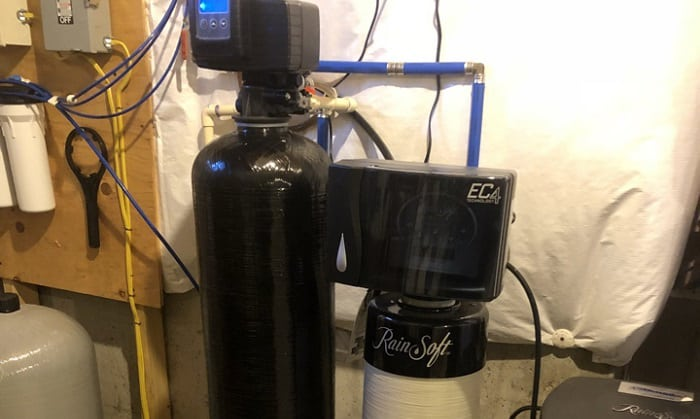 best upflow water softener