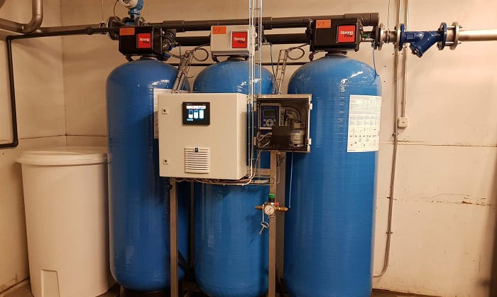 best ion exchange water softener