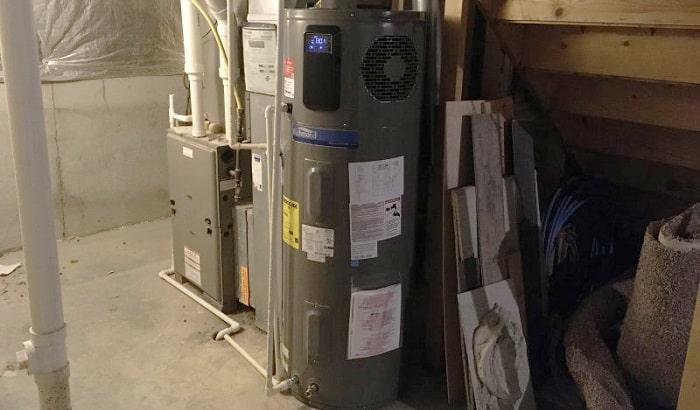 best hybrid water heater